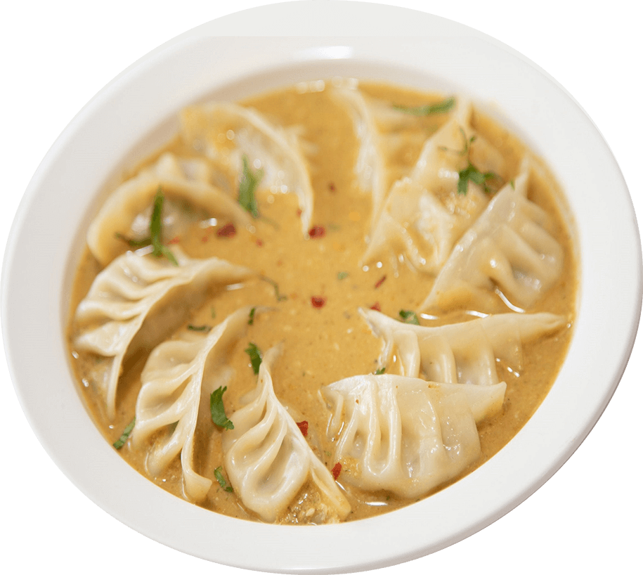 Jhol Momo, Neplai Momo dumplings, Indian momo dumplings